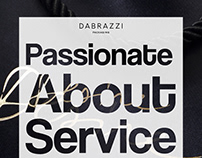 Dabrazzi Packaging - Social Network