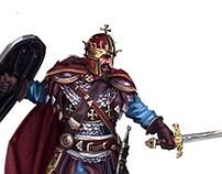 Emperor Charlemagne Concept