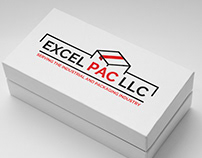 Excel Pac - Logo for packaging company