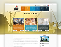 Mzoon Website Project