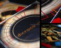 Diseño de CD - Branding