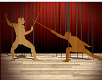 Dueling Marionettes