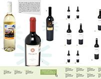 Palacio de Hierro gourmet catalog proposals