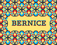 HWT Bernice Ornaments