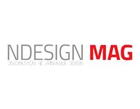 NDesign Mag / Dergi Kapak / magazine cover