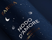 Nodo d'Amore | Romeo & Juliet Wine Label