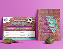 FIFA Postcard | Wonder Waffel