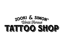 Zookie & Simon´s World famous Tattoo shop