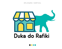 Identidade Visual - Duka do Rafiki - Endeleza