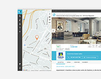 Real estate platform - Homelog