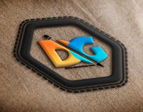 Free Clothes PSD Logo Mockup