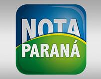 Nota Paraná - Shopping - 2016