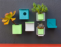 Vertical Garden Collection