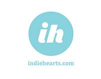 Indiehearts - Logo & Web