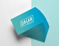 Dasan // identidade visual