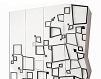 Furniture Design: TD1 Storage Unit Design /2018/