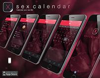 iSexCalendar iOS App