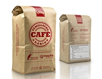 Coffee Seed Packaging