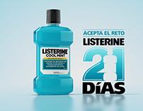 Listerine - 21 días