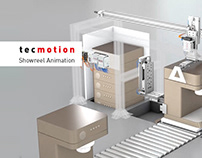 tecmotion Showreel Animation Frühjahr 2019