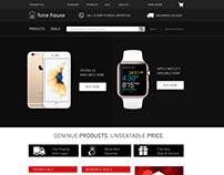 Fone-House UI/UX Design
