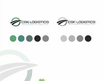 CSK Logistics - Logo creation