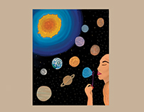 Goddess of the Solar System (2015)