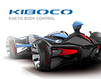 FORD KIBOCO | Kinetic Body Control (2013)