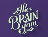 The Brain Jam Branding