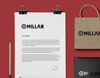 Logo Design and Branding - Millan