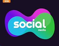 SOCIAL MÍDIA | 2018 (Studio Createam)