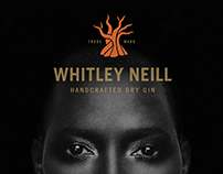 WHITLEY NEILL GIN - Advertising