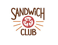 Sandwich Club / Branding