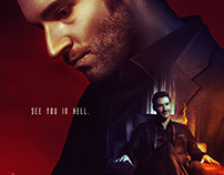 LUCIFER season 5 poster unofficial