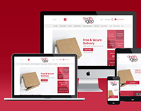 Ecommerce Adult Store | Web Design