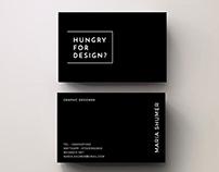 Business cards designer