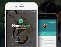 Aplicativo HomeCare