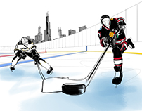 NHL Stadium Series Animation