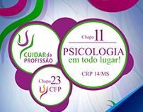 Identidade Visual chapa 11 - CRP MS