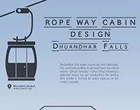 Ropeway cabin design by ergonomic approach