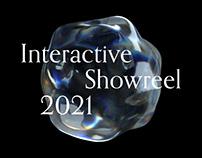 Interactive Showreel 2020/2021