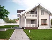 2011. Design and vis. of Village Residence.