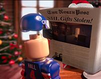 NHL Holiday Gift Shop