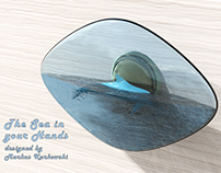 Furniture Handle - The Sea In Your Hands