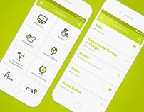 UX/UI — App +Beneficios