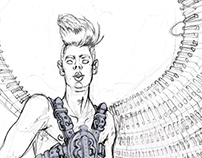 "JUSTIN BIEBER ""BELIEVE TOUR"" CONCEPTS ILLUSTRATIONS"