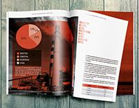 Diseño y maquetación publicaciones para COP20