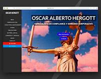 Oscar Hergott | Diseño Web