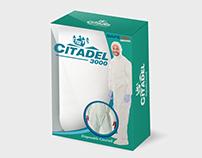 Citadel - 3000 Box Packaging Design