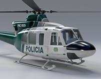 :: Aeronaves Policia Nacional Colombiana ::